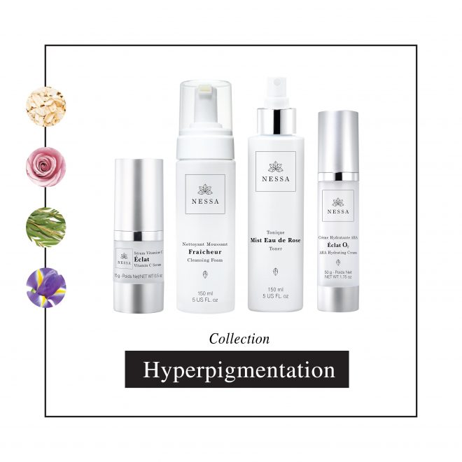 Nessa Collection Hyperpigmentation